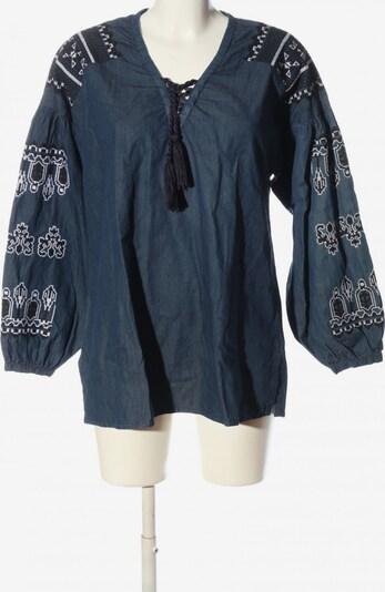 SACKS Jeansbluse in S in blau, Produktansicht