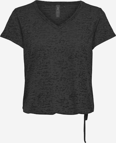 ONLY PLAY T-shirt fonctionnel en noir, Vue avec produit