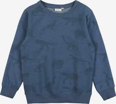 NAME IT Sweatshirt in blau / taubenblau, Produktansicht
