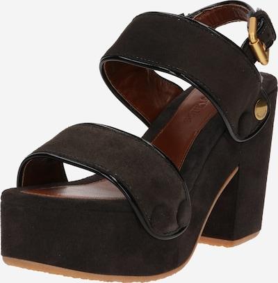 Sandalai 'Galy' iš See by Chloé, spalva – ruda, Prekių apžvalga