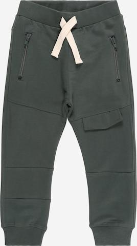 Pantaloni 'Grunk' de la Hust & Claire pe verde