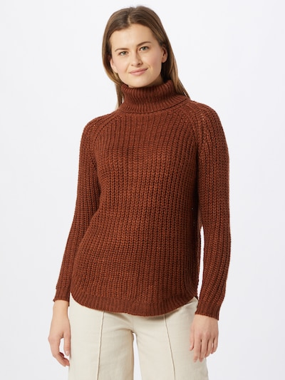 ONLY Sweater 'Mella' in Brown, View model