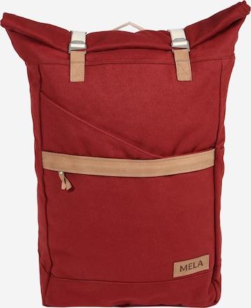 MELAWEAR Backpack 'Ansvar I' in Red