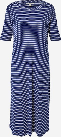 ESPRIT Šaty - tmavě modrá / bílá, Produkt