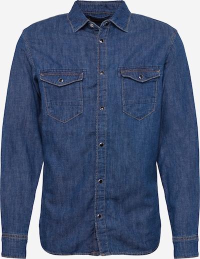 JACK & JONES Hemd in blue denim, Produktansicht