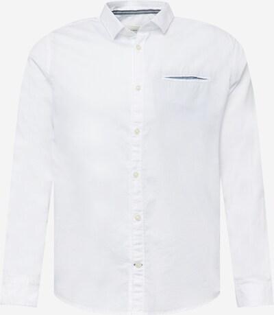 TOM TAILOR Hemd in weiß, Produktansicht