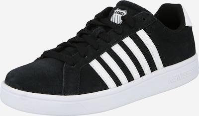 K-SWISS Nízke tenisky - čierna / biela, Produkt