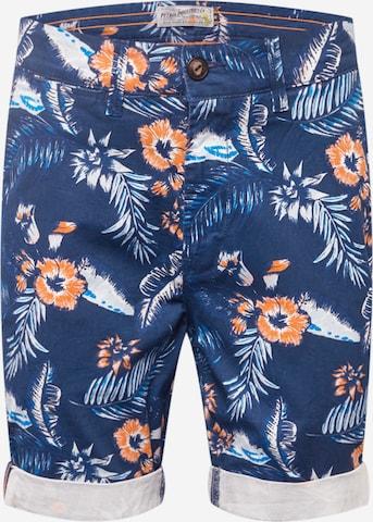 Pantalon chino Petrol Industries en bleu