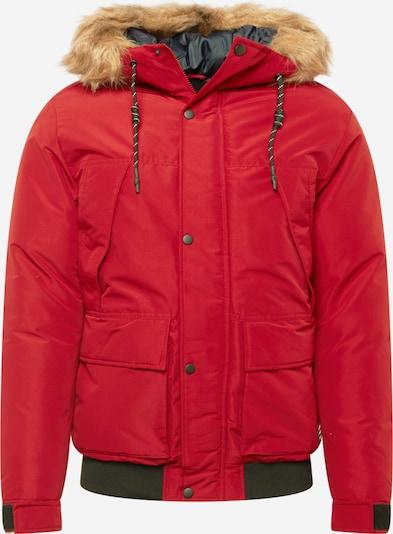 JACK & JONES Jacke in rot, Produktansicht