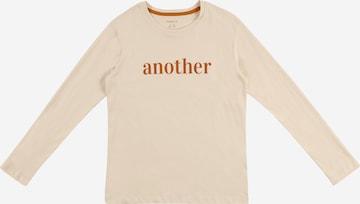 NAME IT T-shirt 'KALSI' i beige