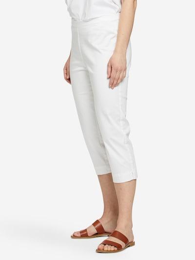 Masai Pants 'Peach' in White, View model