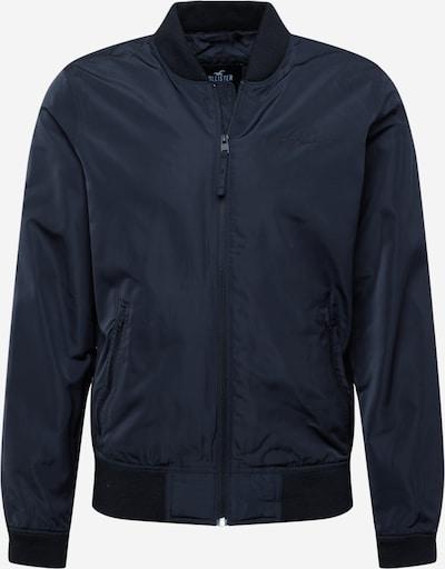 HOLLISTER Prijelazna jakna u crna, Pregled proizvoda