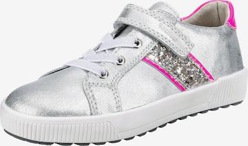 RICHTER Sneaker in Grau