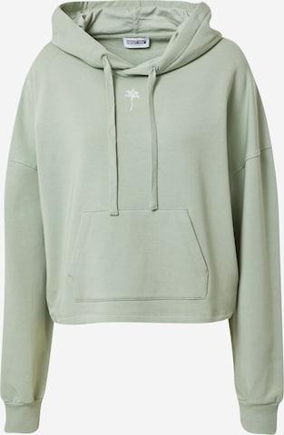 ABOUT YOU Limited Sweatshirt 'Tara' in Grey