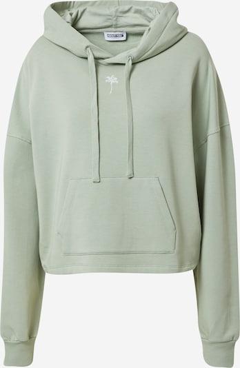 ABOUT YOU Limited Sweat-shirt 'Tara' en gris, Vue avec produit