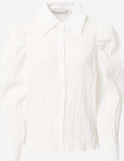 NÜMPH Chemisier 'Calvina' en blanc, Vue avec produit