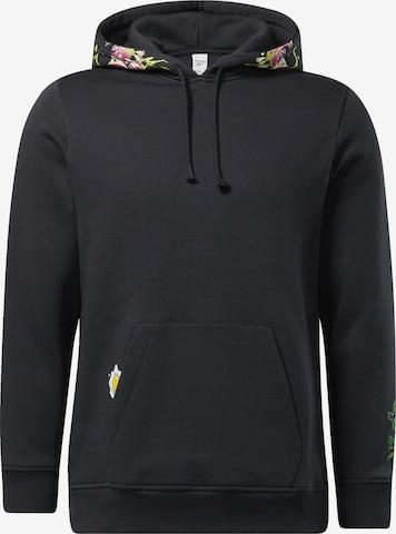 Reebok Classics Shirt in Black