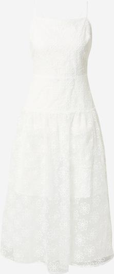 Bardot Kleid 'Aspen Lace' in weiß: Frontalansicht