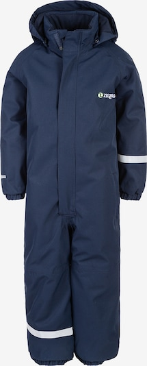 ZigZag Regenanzug 'Vally' Coverall W-PRO 10000 in dunkelblau, Produktansicht