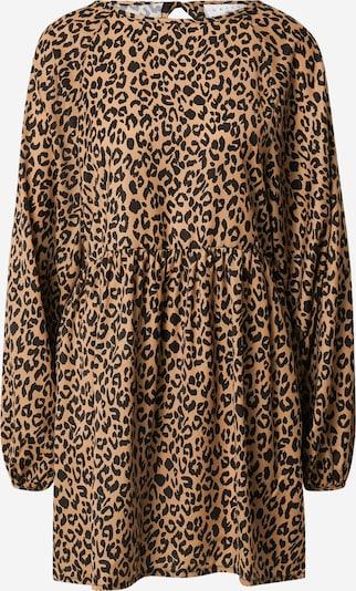 Daisy Street Kleid 'ALEXIS' in beige / schwarz, Produktansicht