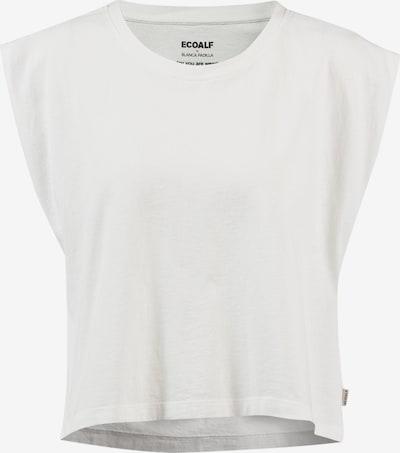 ECOALF Top in silber / weiß, Produktansicht
