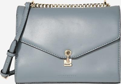 Seidenfelt Manufaktur Schoudertas 'Kisa' in de kleur Blauw, Productweergave
