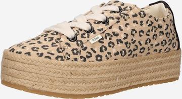 TOMS Sneaker 'CASSIAH' in Beige