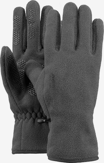 Barts Handschuhe in anthrazit, Produktansicht