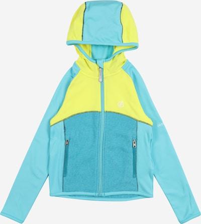 Geacă outdoor 'Hasty' DARE2B pe albastru aqua / galben neon / alb, Vizualizare produs