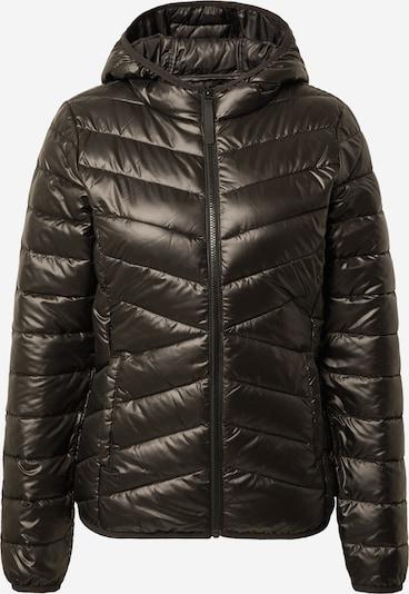 TOM TAILOR DENIM Between-season jacket in black, Item view