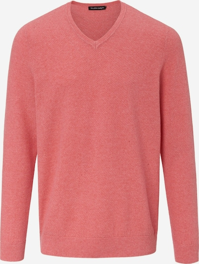 Louis Sayn Pullover V-Pullover in rot, Produktansicht