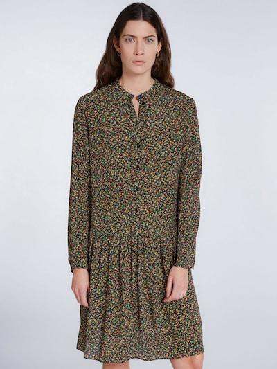 SET Kleid in mischfarben / schwarz, Modelansicht