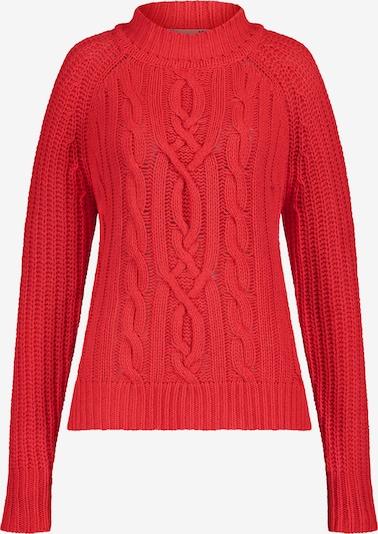 Nicowa Pullover in rot, Produktansicht