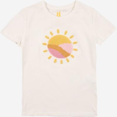 Cotton On Shirt 'Stevie' in mustard / gold yellow / rose / pastel pink / white, Item view