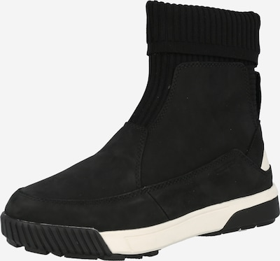 THE NORTH FACE Ankle Boots 'SIERRA' in Black / White, Item view