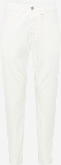 Carhartt WIP Панталон 'Newel' в мръсно бяло: Изглед отпред