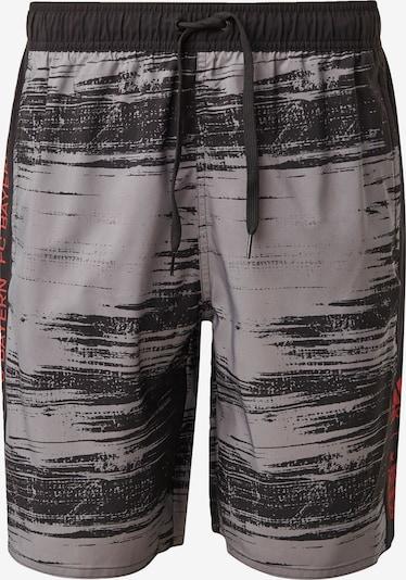 ADIDAS PERFORMANCE Badeshorts in grau / schwarz, Produktansicht