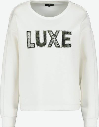 monari Sweatshirt in offwhite, Produktansicht