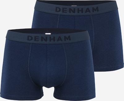 DENHAM Boxershorts in de kleur Donkerblauw, Productweergave