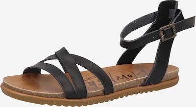 Blowfish Malibu Strap Sandals in Black, Item view