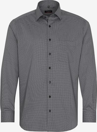 ETERNA Zakelijk overhemd in de kleur Grijs, Productweergave