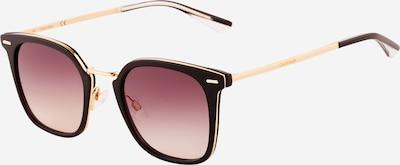 Calvin Klein Γυαλιά ηλίου '21702S' σε χρυσό / μαύρο, Άποψη προϊόντος