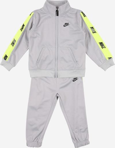 Tuta da jogging Nike Sportswear di colore giallo / grigio / nero, Visualizzazione prodotti