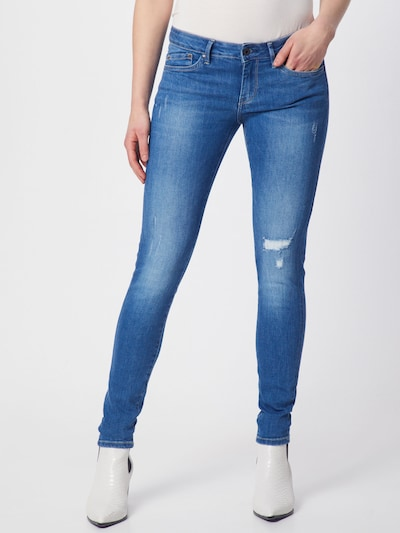 Pepe Jeans Jeans 'Pixie' in blue denim, Modelansicht