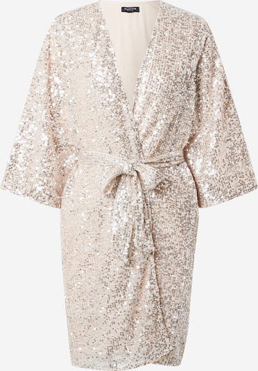 SELECTED FEMME Kimono 'SLFLUCILLE' en argent, Vue avec produit