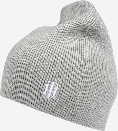 TOMMY HILFIGER Beanie in grey, Item view