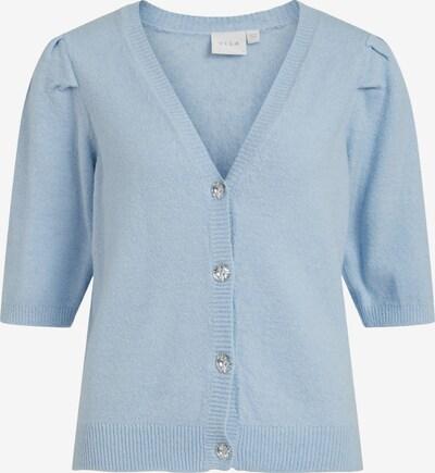 VILA Cardigan 'SPARKLE' en bleu clair, Vue avec produit