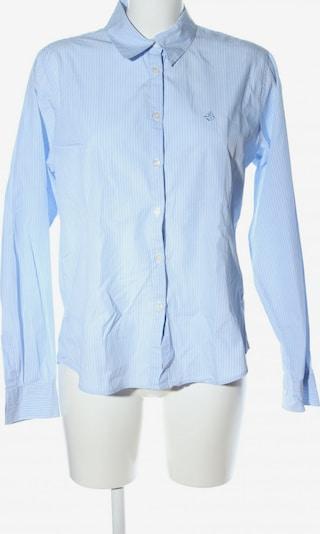 Donaldson Langarmhemd in XXL in blau / weiß, Produktansicht