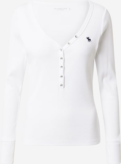 Abercrombie & Fitch Pullover in weiß, Produktansicht
