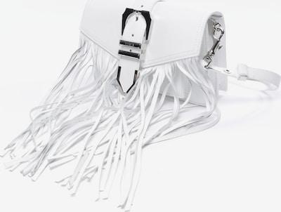 VERSACE Schultertasche  in S in weiß, Produktansicht